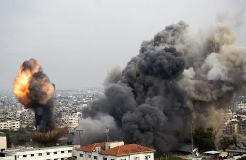 Palestina lanza cohetes contra Israel por el funeral de un recluso árabe