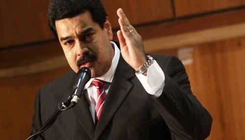 Un pajarito caído del cielo [Nicolás Maduro]