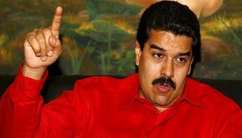 El hombre que hablaba con los pájaros [Nicolás Maduro]