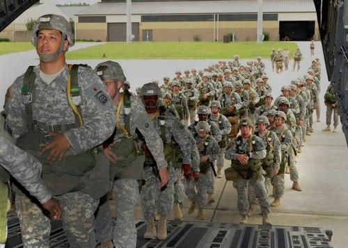 EE.UU enviará  95 soldados a la Isla de Guam
