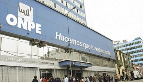 ONPE concluye contabilización del 100% de actas electorales por Consulta de Revocatoria