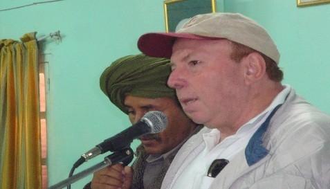 Apoyar al pueblo saharaui es una obligación moral y de defensa del derecho