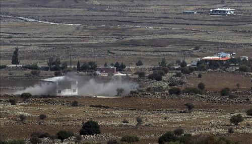 Israel dispara misiles y artillería contra Siria