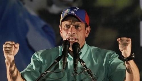 Elecciones venezolanas: gobierno de Capriles llevaría al país a una pobreza como la europea