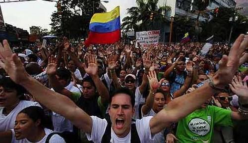 Venezuela: Maduro no permitirá la marcha opositora que aboga por el recuento de los votos
