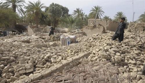 Terremoto en la frontera de Irán y Pakistán deja al menos 39 muertos
