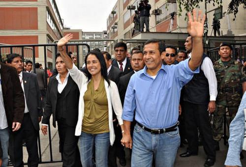 Nadine Heredia: Con Ollanta Humala compartimos una aventura política