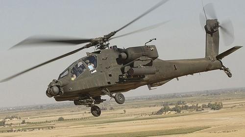 Corea del Sur se arma con helicópteros de ataque estadounidenses