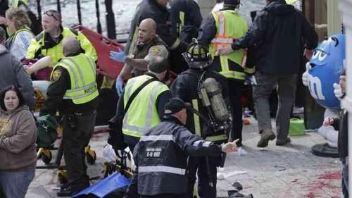Un sospechoso de la autoría del atentado de la Maratón de Boston habría sido identificado
