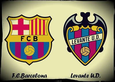 Barcelona sin Lionel Messi derrota al Levante por 1-0 y está a un paso de ganar el título de la liga española