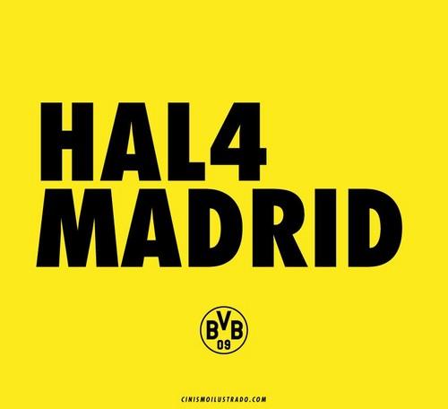 Real Madrid es el blanco de las burlas tras caer goleado ante Borussia Dortmund
