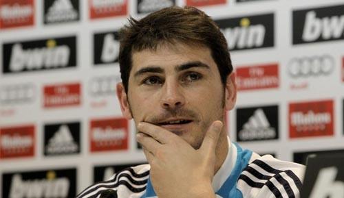 Real Madrid: Iker Casillas confía en eliminar al Borussia Dortmund
