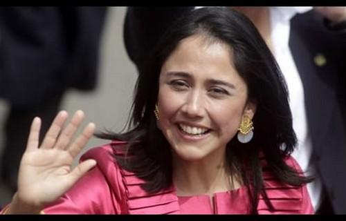 Nadine Heredia vencería todos los líderes de la oposición en la segunda vuelta en el 2016