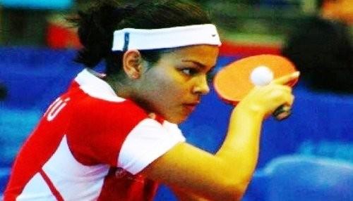 Francesca Vargas se proclamó Campeona Sudamericana de Tenis de Mesa Junior 2013