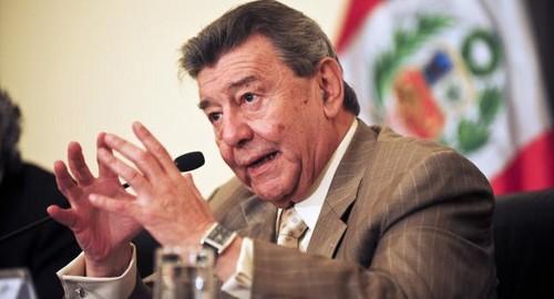 Rafael Roncagliolo informa al parlamento en sesión reservada sobre últimos incidentes diplomáticos