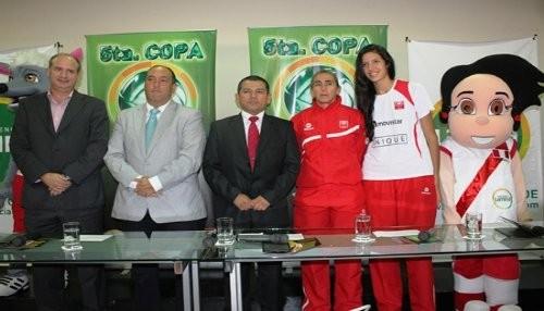 V Copa Latina de Voleibol se inicia hoy en el Coliseo Dibos