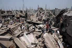 Balance de víctimas causadas por derrumbe de Bangladesh se acerca al millar