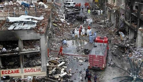 Turquía: No se abstendrá de responder a Siria