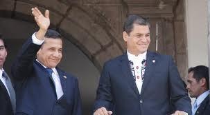 Ollanta Humala no asistirá a la ceremonia de posesión de mando de Rafael Correa en Ecuador