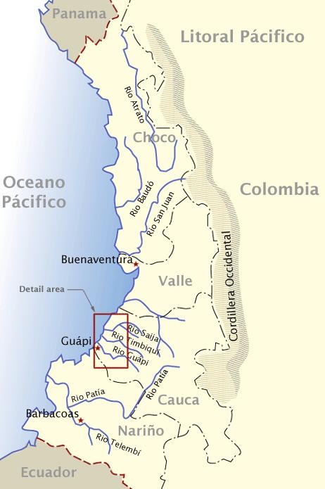 [Colombia] Mirando el Pacífico
