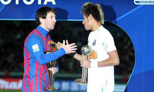 Neymar es del Barcelona, jugará en dupla con Messi
