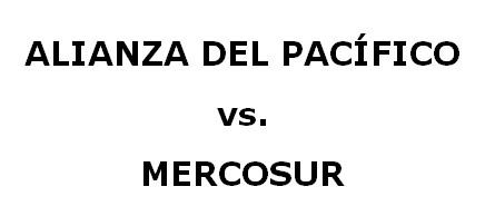 [Andrés Oppenheimer] Alianza del Pacífico vs Mercosur