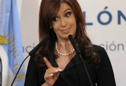 [Argentina] Cristina tiene $ 100.000 millones en la caja