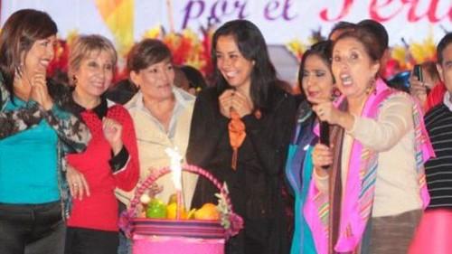 Daniel Abugattas: Cumpleaños de Nadine fue financiado con fondos de Gana Perú