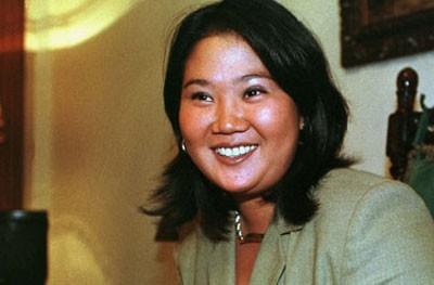 Perú Posible: Keiko Fujimori vive 'en casa de una prófuga'