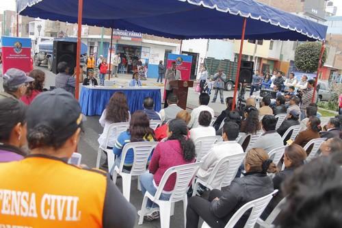 Inauguran centro de escucha y acogida comunitaria en Carmen de la Legua
