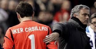 Mourinho manda al banquillo a Iker Casillas pese a que se encuentra apto para atajar ante el Osasuna