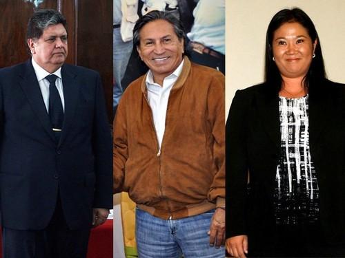 El Perú es un despelote