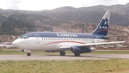 INDECOPI multa a LAN Perú por limitar postergación de pasajes
