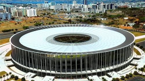 Hoy se inicia la Copa Confederaciones 2013 con el encuentro entre Brasil y Japón