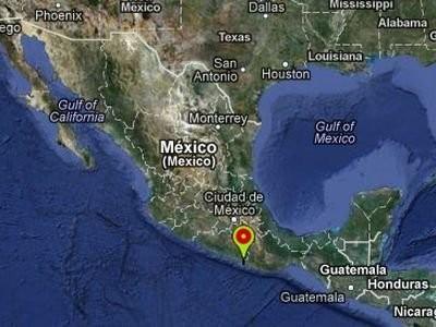 Sismo de 5.8 grados en la escala de Richter sacude Ciudad de México