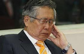 La depresión de Fujimori