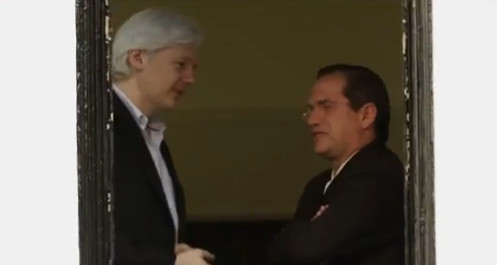 Ecuador continuará dando asilo a Julian Assange, el fundador de Wikileaks