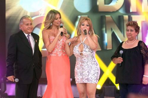 Eva Maria Abad y Chiquito Rossel participarán en Dilo Cantando
