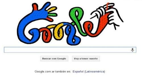 Google celebra la llegada del invierno con un nuevo doodle