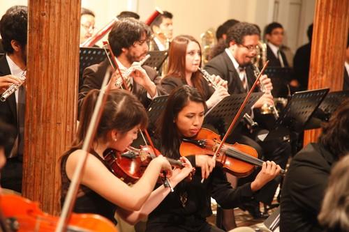 Primer Concierto de la Orquesta Sinfónica PUCP