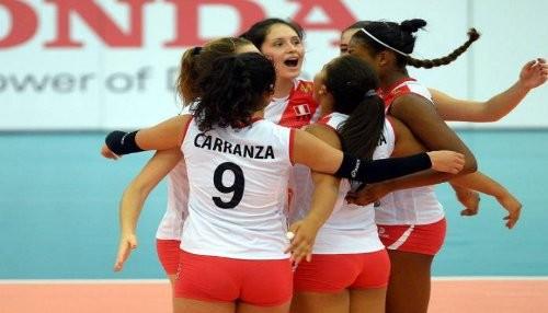 Mundial de Voley 2013: Perú le ganó 3 - 0 a República Checa