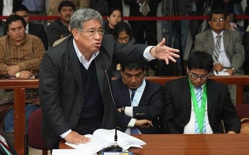 Miguel Facundo Chinguel continuará en prisión preventiva por 9 meses más