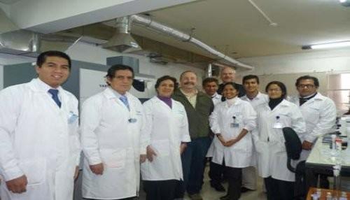 Especialistas de la VDAP de EE.UU. visitaron observatorio vulcanológico en Ingemmet en Arequipa
