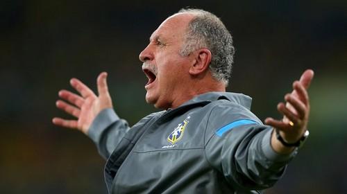 Luiz Felipe Scolari: La conquista del título de la Copa Confederaciones es un mensaje de amistad y unión para todo Brasil