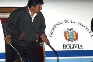 Ollanta Humala expresó su 'solidaridad fraterna' con presidente Evo Morales