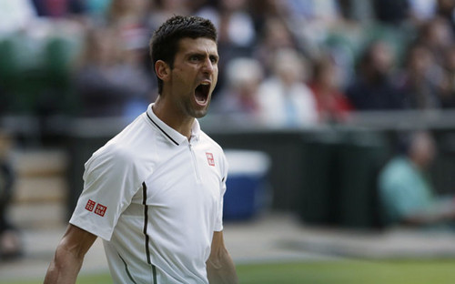 Wimbledon 2013: Novak Djokovic pasa a la final tras vencer a Del Potro