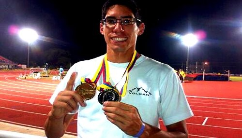 Se batieron 2 records nacionales en el Sudamericano de Atletismo de Mayores en Colombia