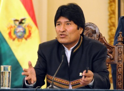 Afrenta fútil a Evo Morales