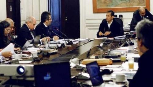 Gabinete aprueba Proyecto de Ley que multa a delitos por corrupción