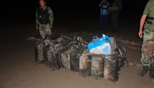 Más de 648 Kgrs de droga, equipos de comunicación y dinero decomisados en el  VRAEM